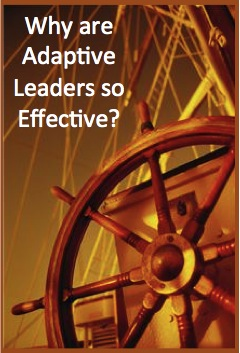 Why are adaptive leaders so effective?