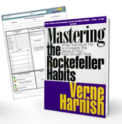 Rhythm Systems helps you Master the Rockefeller Habits