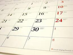 Align your team's calendar