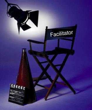 Facilitator Director Chair