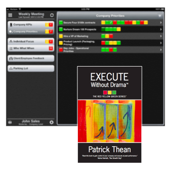 Rhythm Systems KPI Dashboard