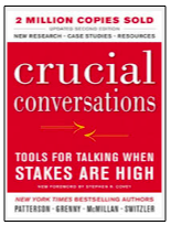Book Ron McMillan%27s Crucial Conversations