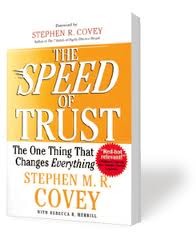 Gazelles Systems blog Stephan M.R. Covey book The Speed of Trust: The One Thing that Changes Everything