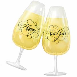 Rhythm Systems blog - Champagne Glasses