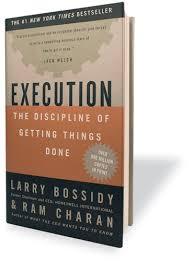 Rhythm Systems blog about the book by Ram Charan-Execution The Discipline of Getting Things Done