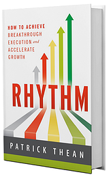 Patrick Thean's book Rhythm: How to Achieve Breakthrough Execution and Accelerate Growth