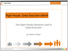 eBook Right People, Great Execution by Patrick Thean