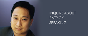 Inquire about Patrick Speaking