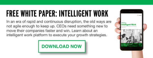 Free White Paper: Intelligent Work Platform