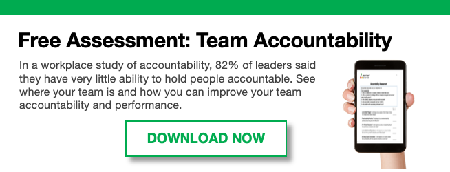 The Five C's of Leadership and Team Accountability (Updated