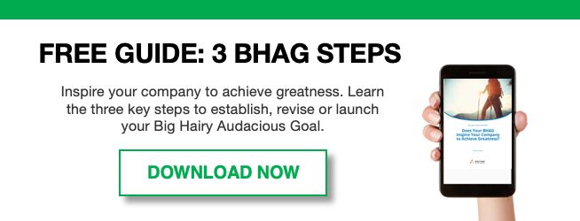 Classic BHAG Examples (Still Relevant in 2019)