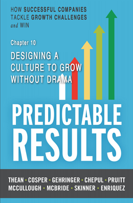 Predictable Results chapter 10