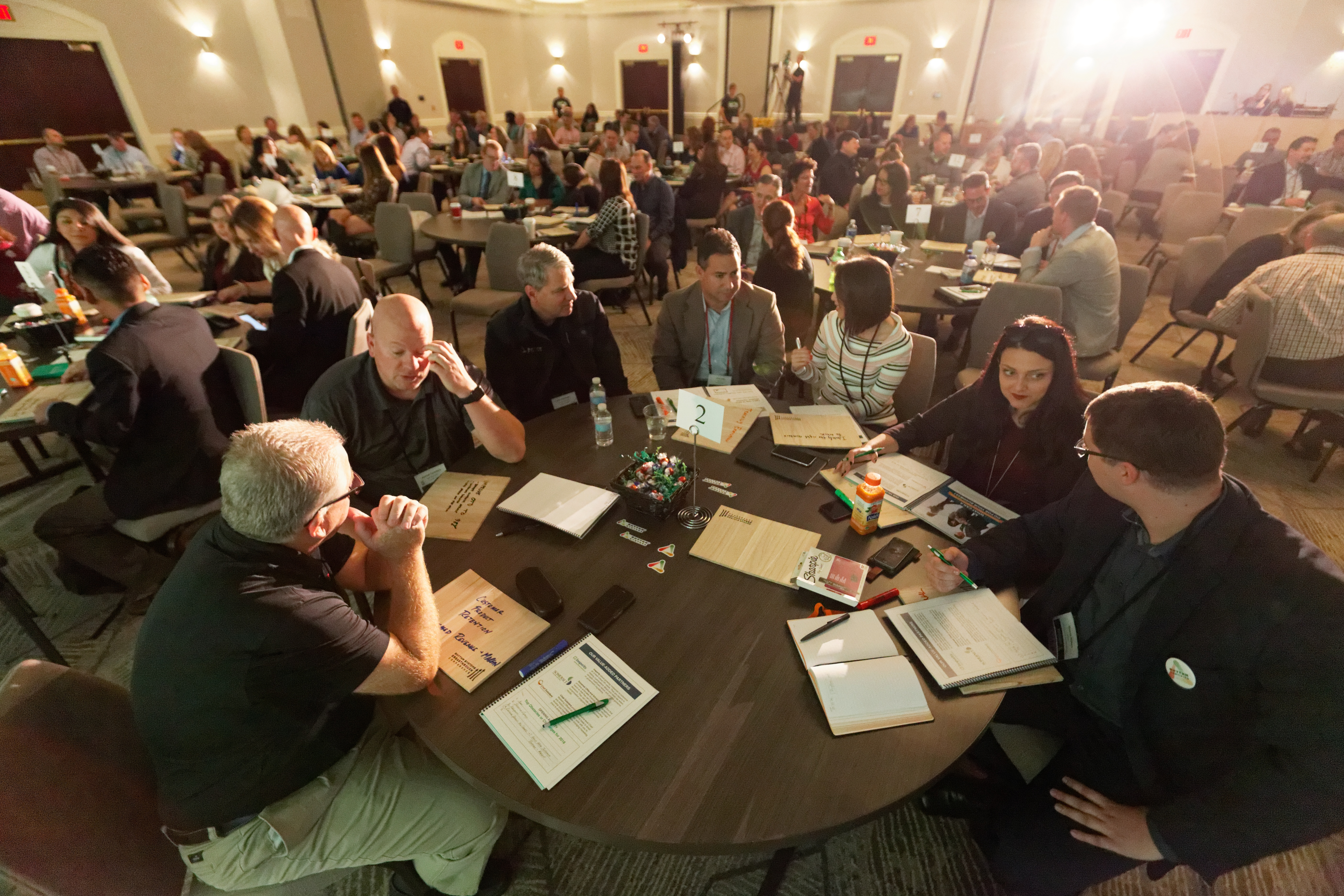 Rhythm Systems Breakthrough Conference