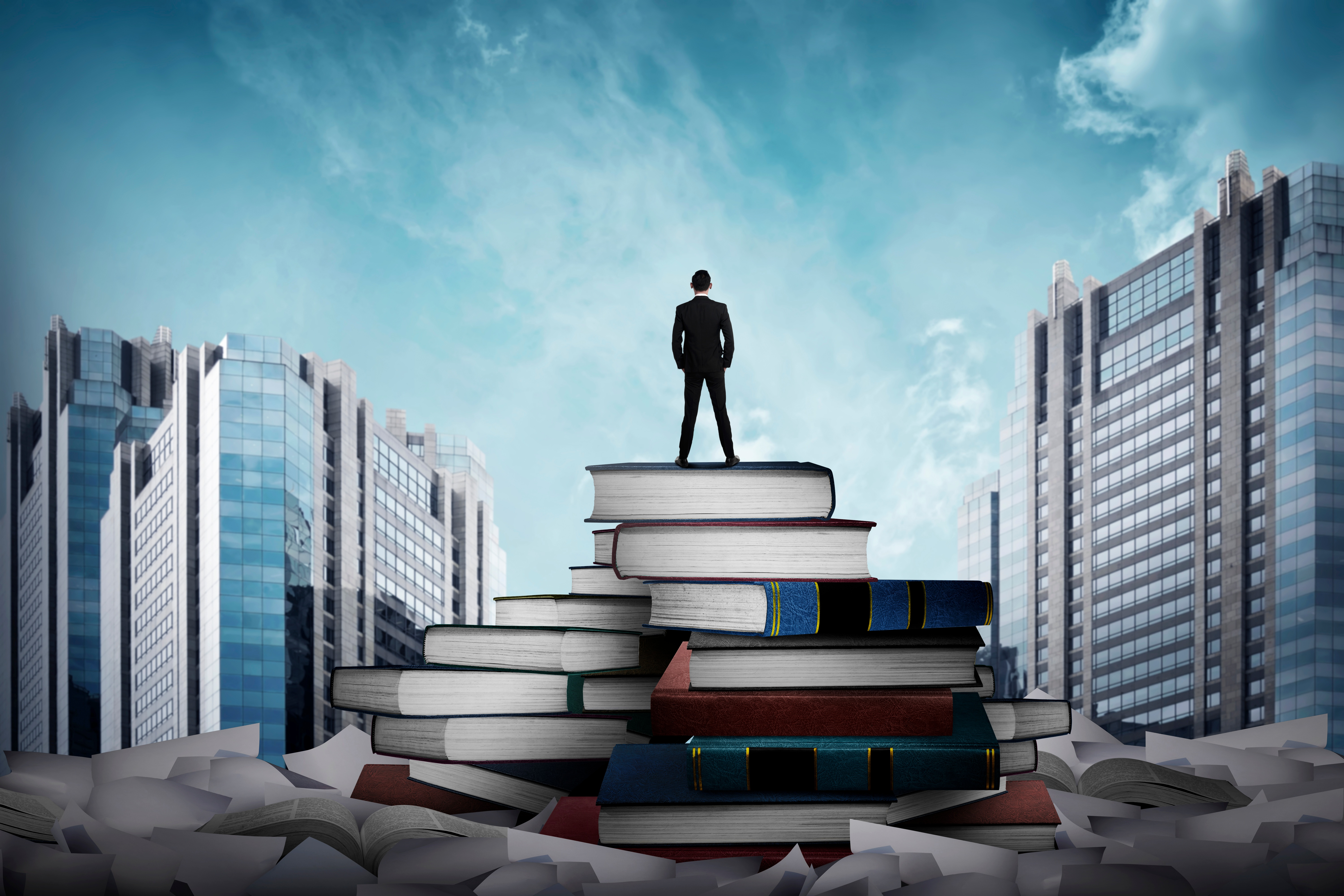 5 Business Books Leaders Should Read