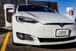 Tesla Q3 Adjustments
