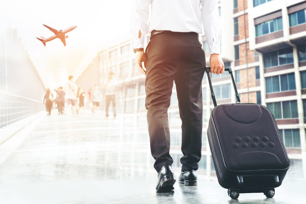 Business trip to visit your core customers