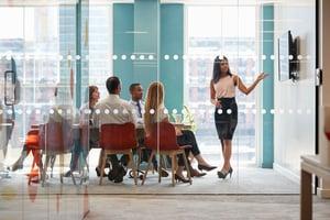 Quarterly planning facilitation