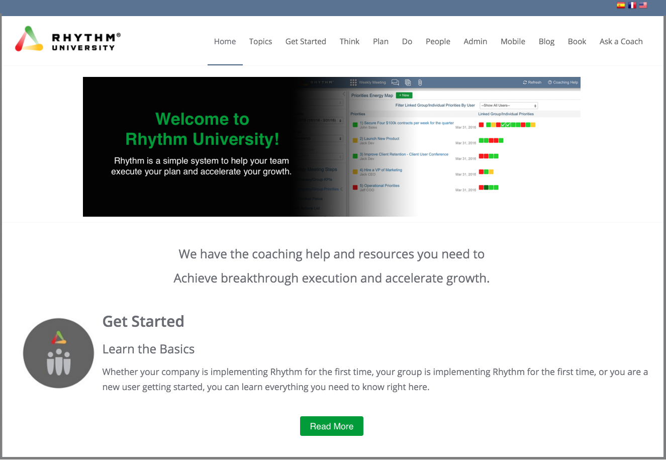 Rhythm University