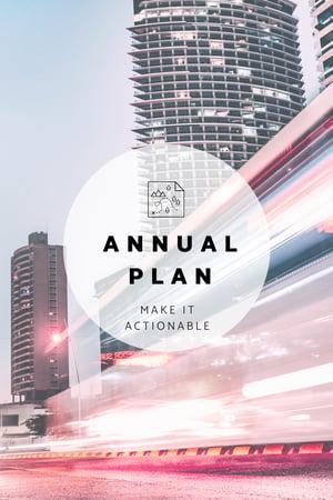 annual planning