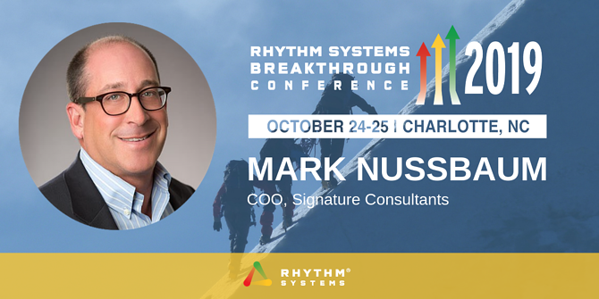Mark Nussbaum - business conference