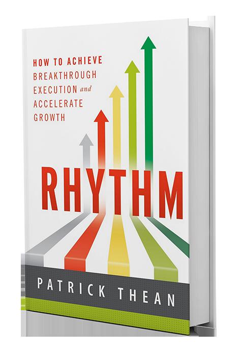 Rhythm Book by Patrick Thean, CEO of Rhythm Systems
