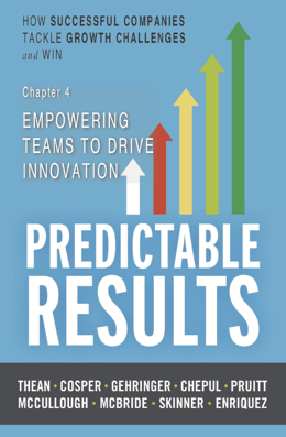 Predictable Results chapter 4