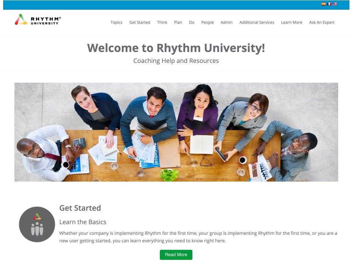 Rhythm University Screenshot - Updated 2019