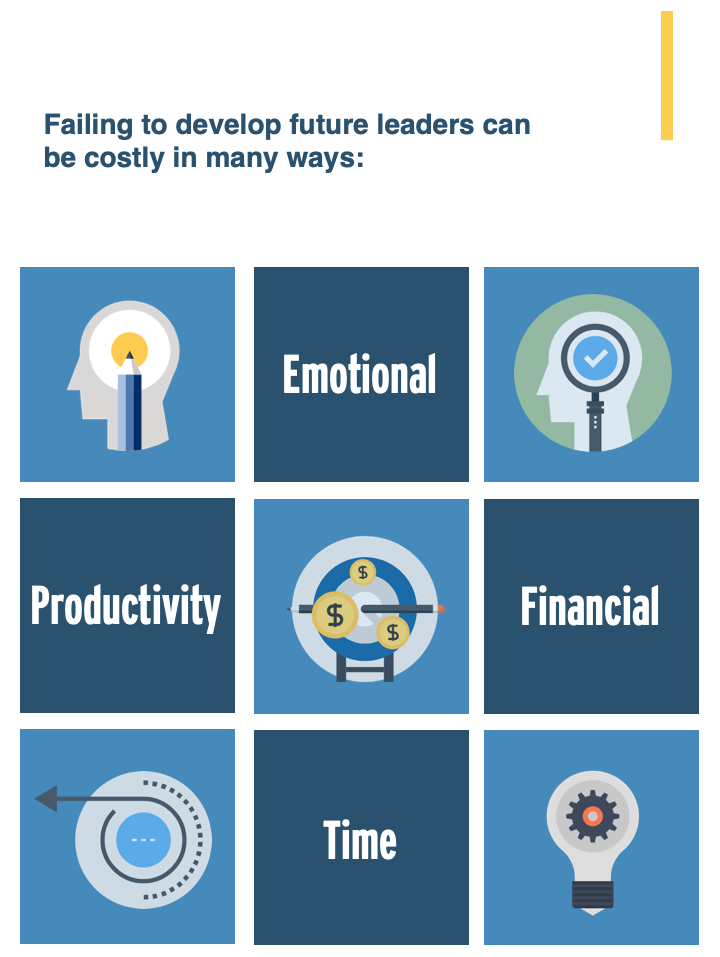 Leadership Development Infographic