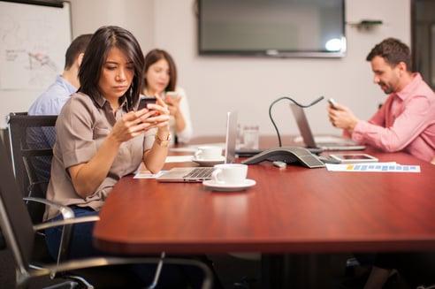 engaged employees provide positive ROI