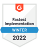 g2 Badge Highest User Adoption Spring 2021