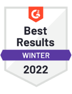 g2 best results badge