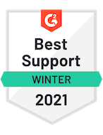 g2 best support badge