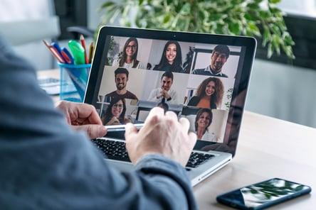 zoom weekly meetings
