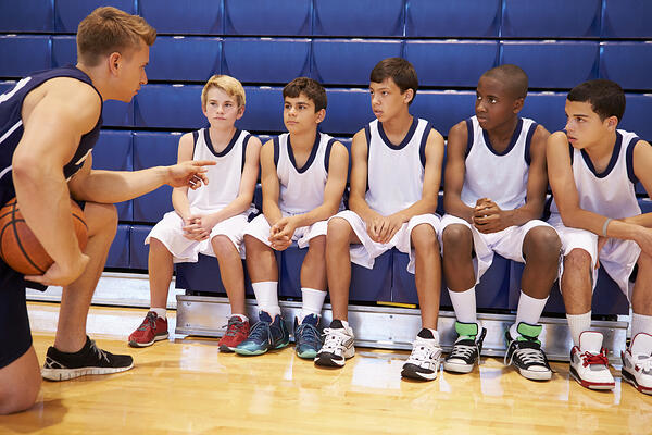 basketball lessons for business