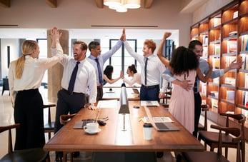 disengaged and engaged employees