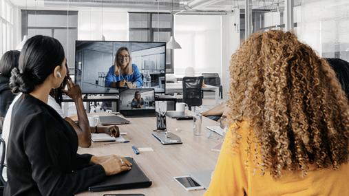 hyrbrid virtual meetings