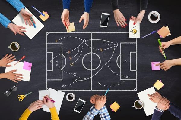team weekly meetings and accountability
