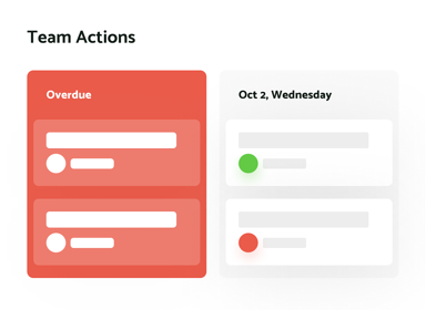 team-actions