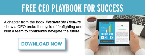 Rhythm Systems Free CEO Playbook for Success