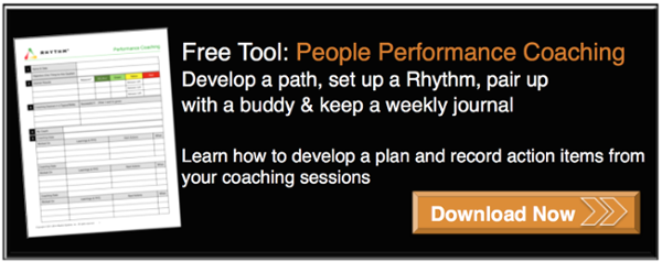 Rhythm Systems People: Performance Coaching Tool