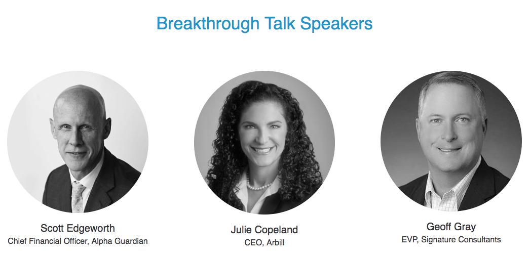 Breakthrough Talk Speakers