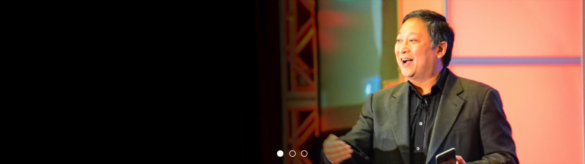 Patrick Thean - speaker, CEO of Rhythm Systems, author of Rhythm book