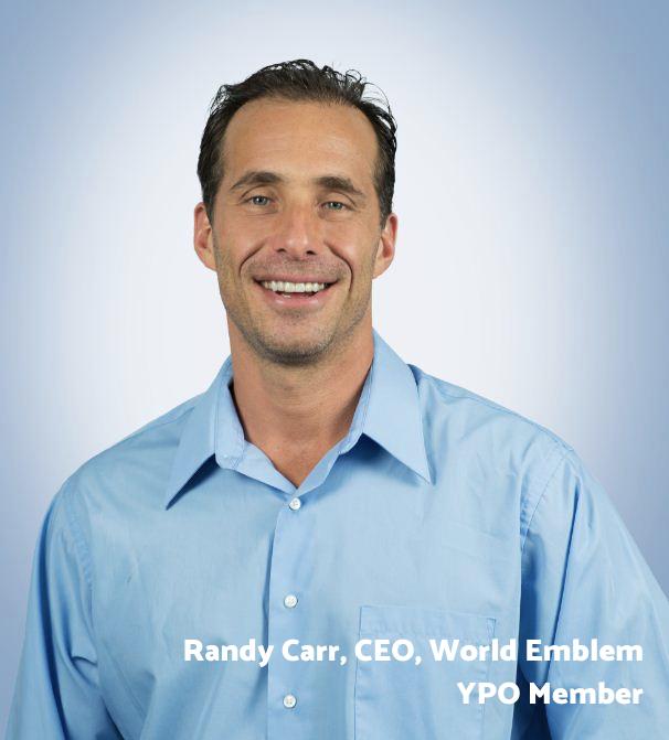 Randy Carr YPO