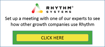 request meeting with Rhythm Systems