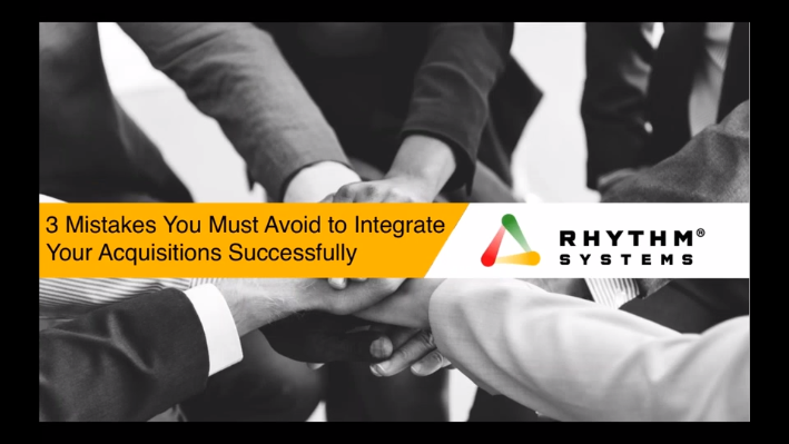 3 Mistakes You Must Avoid to Integrate Your Acquisitions Successfully